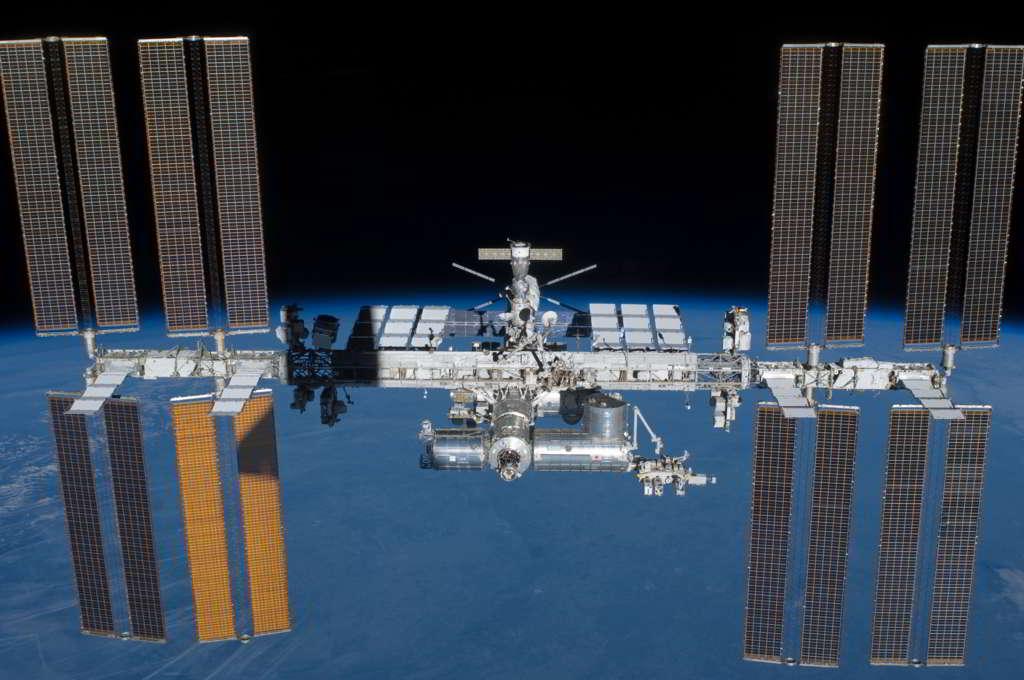 Uluslararası-Uzay-İstasyonu