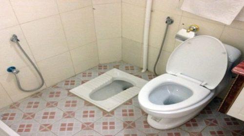 Tuvalet ihtiyacınızda sifonu gereksiz yere kullanmamalısınız veya suyu çok fazla boşa akıtmamalısınız.