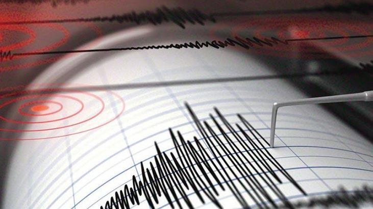 Elazığta deprem