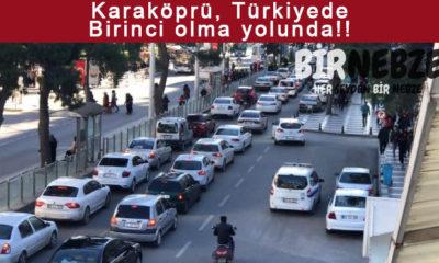 Karaköprü, Türkiyede Birinci olma yolunda!!